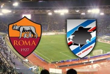 Ponturi pariuri Roma vs Sampdoria – Italia Serie A 11 noiembrie 2018