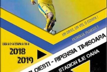 Ponturi pariuri Petrolul vs Ripensia Timisoara – Romania Liga 2 9 noiembrie 2018