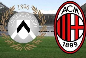 Ponturi pariuri Udinese vs Milan Serie A Italia 4 noiembrie 2018