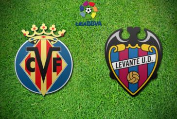 Ponturi pariuri Villarreal vs Levante – Spania La Liga 4 noiembrie 2018