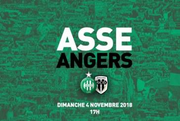 Ponturi pariuri Saint-Etienne vs Angers – 4 noiembrie 2018 Ligue 1