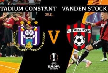 Ponturi pariuri Anderlecht vs Spartak Trnava Europa League 29 noiembrie 2018