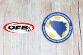 Ponturi pariuri Austria vs Bosnia Hertegovina Liga Natiunilor 15 noiembrie 2018
