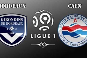 Ponturi pariuri Bordeaux vs Caen Ligue I Franta 11 noiembrie 2018