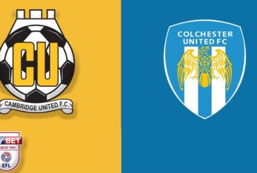 Ponturi pariuri Cambridge United vs Colchester – 13 noiembrie 2018 EFL Trophy