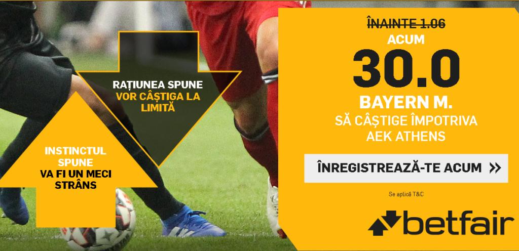 Biletul Zilei fotbal – Miercuri 07 Noiembrie – Cota 2.13 – Castig potential 213 RON