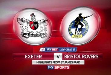 Ponturi pariuri Exeter vs Bristol EFL Trophy Anglia 13 noiembrie 2018