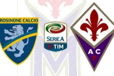 Ponturi pariuri Frosinone vs Fiorentina Serie A Italia 9 noiembrie 2018
