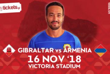 Ponturi pariuri Gibraltar vs Armenia – 16 noiembrie 2018 Liga Natiunilor
