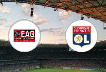 Ponturi pariuri Guingamp vs Olympique Lyon – 10 noiembrie 2018 Ligue 1