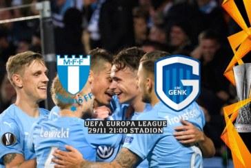 Ponturi pariuri Malmo vs Genk – Europa League 29 noiembrie 2018