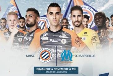 Ponturi pariuri Montpellier vs Olympique Marseille – 4 noiembrie 2018 Ligue 1