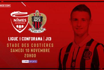 Ponturi pariuri Nimes vs Nice – 10 noiembrie 2018 Ligue 1