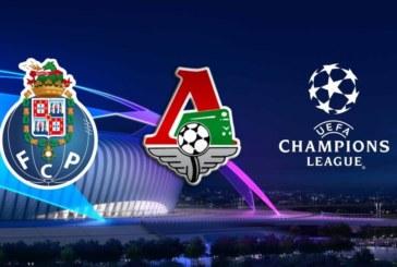 Ponturi pariuri FC Porto vs Lokomotiv Moscova – 6 noiembrie 2018 Champions League