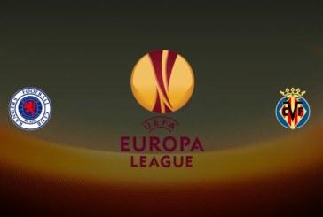 Ponturi pariuri Rangers vs Villarreal – Europa League 29 noiembrie 2018