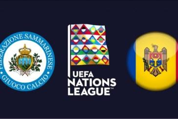 Ponturi pariuri San Marino vs Moldova – 15 noiembrie 2018 Liga Natiunilor