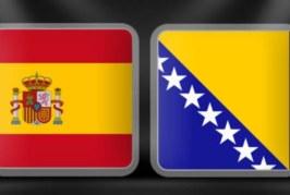 Ponturi pariuri Spania vs Bosnia Hertegovina amical international 18 noiembrie 2018