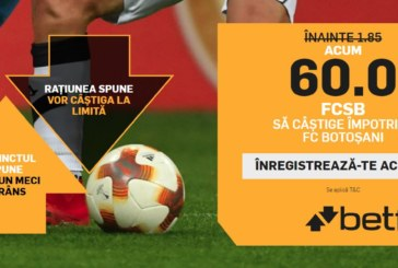 Bilet fotbal Cota 10+ – Duminica 16 Decembrie – Cota 13.02