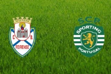 Ponturi Feirense vs Sporting fotbal 29-decembrie-2018 Portugalia Cupa Ligii