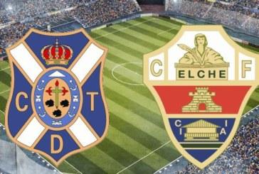 Ponturi Tenerife – Elche fotbal 4-ianuarie-2019 Spania Segunda