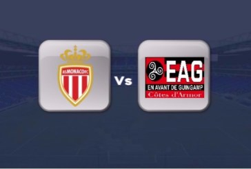 Ponturi pariuri AS Monaco vs Guingamp – Franța Ligue 1  – 22 decembrie 2018
