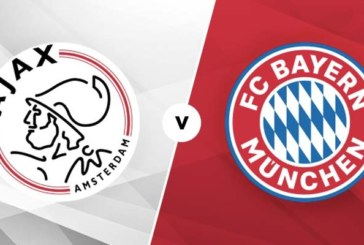 Ponturi pariuri Ajax vs Bayern– UEFA Champions League – 12 decembrie 2018