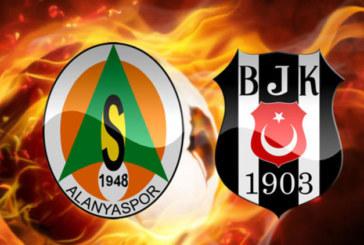 Ponturi pariuri Alanyaspor vs Besiktas – Turcia Super Lig 7 decembrie 2018