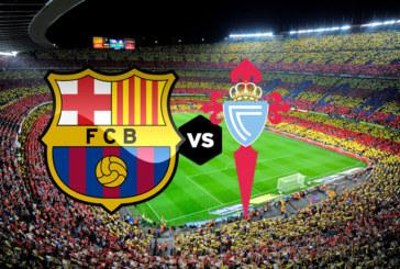 Ponturi pariuri Barcelona vs Celta – Spania LaLiga 22 decembrie 2018