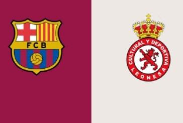 Ponturi pariuri Barcelona vs Leonesa – Cupa Spaniei 5 decembrie 2018