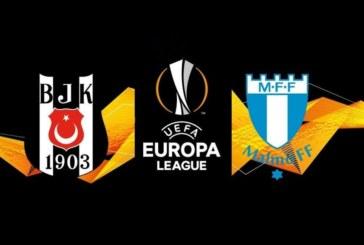 Ponturi pariuri Besiktas vs Malmo FF – UEFA Europa League – 13 decembrie 2018