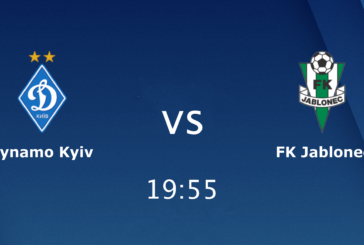 Ponturi pariuri Dynamo Kiev vs Jablonec – UEFA Europa League – 13 decembrie 2018