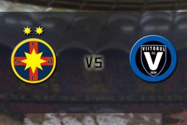 Ponturi pariuri FCSB vs FC Viitorul – Romania Liga 1 – 9 decembrie 2018