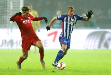 Ponturi pariuri Hertha Berlin vs Augsburg – Germania Bundesliga 18 decembrie 2018