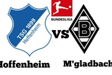 Ponturi pariuri Hoffenheim vs Monchengladbach – Germania Bundesliga – 15 decembrie 2018