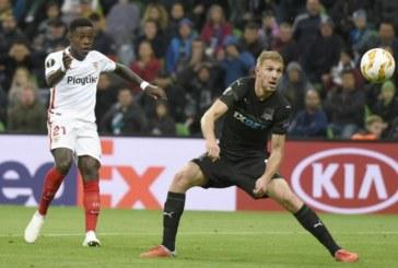 Ponturi pariuri Sevilla vs Krasnodar – Europa League 13 decembrie 2018