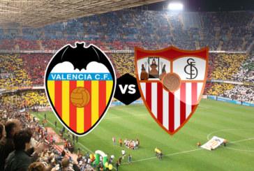 Ponturi pariuri Valencia vs Sevilla – Spania Primera 8 decembrie 2018