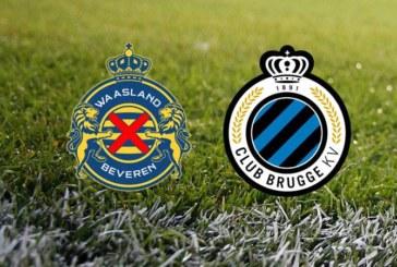 Ponturi pariuri Waasland-Beveren vs Club Brugge – Belgia Jupiler League – 7 decembrie 2018