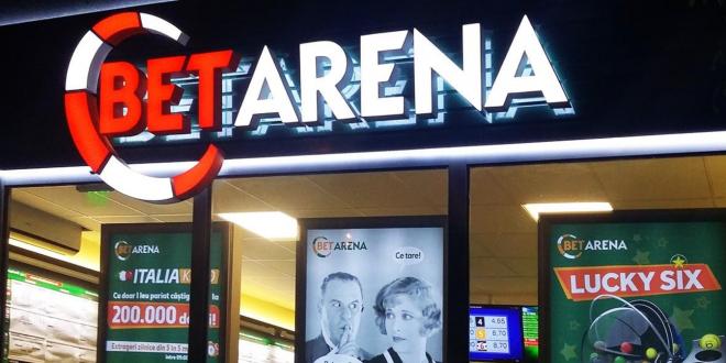 Program casa de pariuri Bet Arena