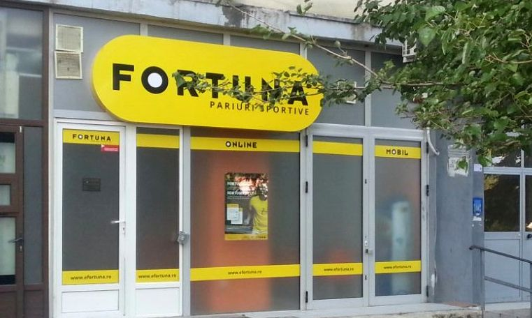 Program casa de pariuri Fortuna