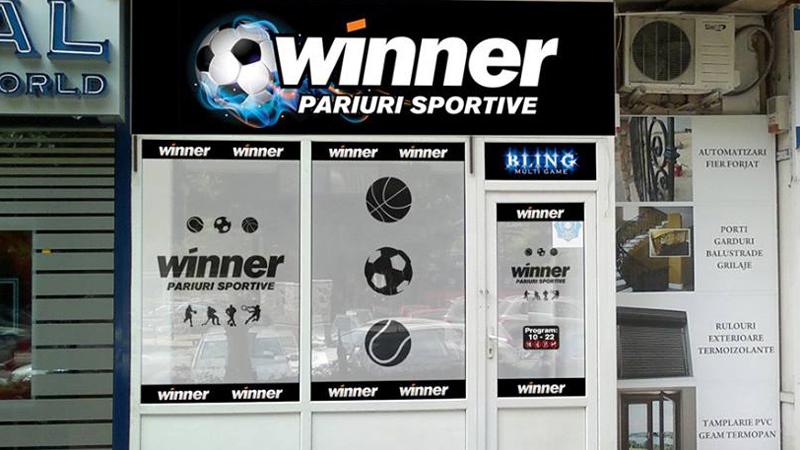Program casa de pariuri Winner