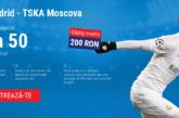 Bilet fotbal Cota 10+ – Miercuri 12 Decembrie – Cota 10.67