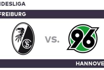 Ponturi pariuri Freiburg vs Hannover Bundesliga Germania 19 decembrie 2018