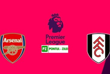 Ponturi Arsenal vs Fulham fotbal 1 ianuarie 2019 Premier League Anglia