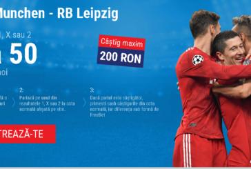 Cota zilei din fotbal – Miercuri 19 Decembrie – Cota 2.00 – Castig potential 200 RON