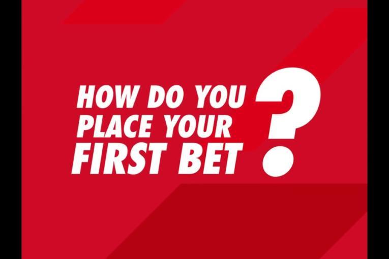 cum plasezi primul pariu online
