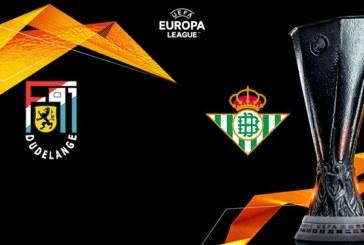 Ponturi pariuri Dudelange vs Betis Europa League 13 decembrie 2018