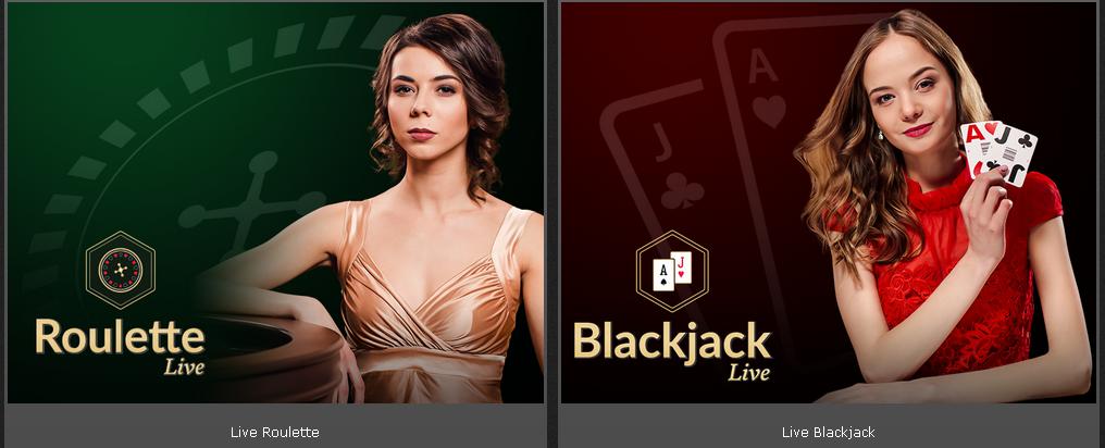 cazino live Efbet