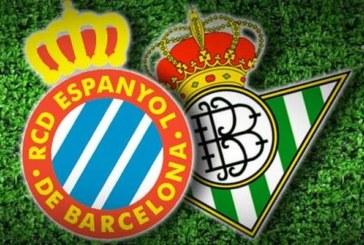 Ponturi pariuri Espanyol vs Betis La Liga Spania 16 decembrie 2018