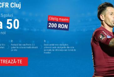 Cota zilei din fotbal – Sambata 22 Decembrie – Cota 2.25 – Castig potential 225 RON