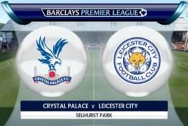 Ponturi pariuri Crystal Palace vs Leicester Premier League Anglia 15 decembrie 2018